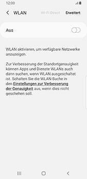 Samsung Galaxy S9 - Android Pie - WiFi - WiFi-Konfiguration - Schritt 6