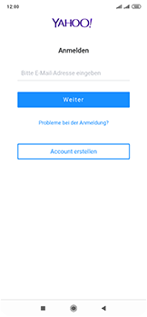 Xiaomi Mi Mix 3 5G - E-Mail - 032b. Email wizard - Yahoo - Schritt 9