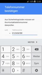 Samsung Galaxy J3 (2016) - Apps - Konto anlegen und einrichten - 1 / 1