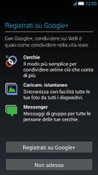 Alcatel One Touch Idol S - Applicazioni - Configurazione del negozio applicazioni - Fase 16