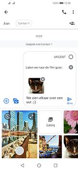 Huawei Y6 (2019) - MMS - afbeeldingen verzenden - Stap 18