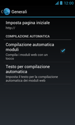 ZTE Blade III - Internet e roaming dati - Configurazione manuale - Fase 20