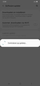 Samsung Galaxy A30 - software - update installeren zonder pc - stap 6