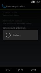 Acer Liquid E600 - Netwerk - gebruik in het buitenland - Stap 9