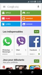 HTC Desire 626 - Applications - Télécharger une application - Étape 4