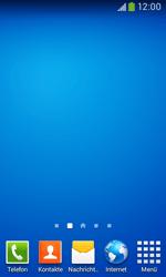 Samsung Galaxy Ace III - Startanleitung - Installieren von Widgets und Apps auf der Startseite - Schritt 3
