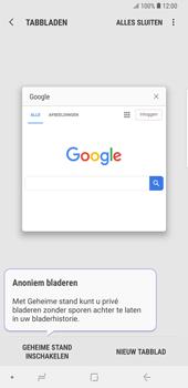 Samsung Galaxy Note9 - internet - hoe te internetten - stap 15