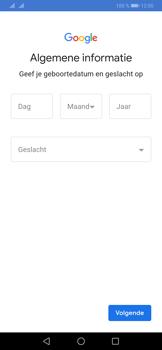Huawei P30 Pro - Applicaties - Account instellen - Stap 7