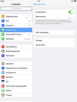 Apple ipad-pro-9-7-inch-met-ios10-model-a1674 - Internet - Handmatig instellen - Stap 6