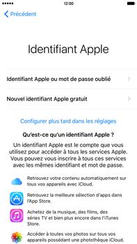 Apple iPhone 6s Plus - Premiers pas - Créer un compte - Étape 17