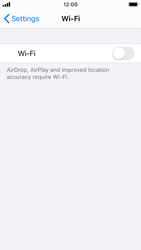 Apple iPhone SE - iOS 13 - WiFi - WiFi configuration - Step 4