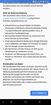 Samsung Galaxy A8 Plus (2018) - Apps - Konto anlegen und einrichten - 15 / 19