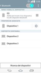 LG G3 - Bluetooth - Collegamento dei dispositivi - Fase 9