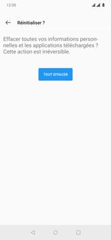 OnePlus 7 Pro - Aller plus loin - Restaurer les paramètres d'usines - Étape 8