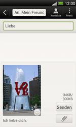 HTC One V - MMS - Erstellen und senden - 16 / 18