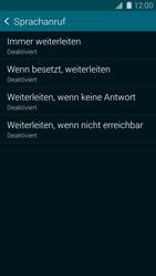 Samsung G900F Galaxy S5 - Anrufe - Rufumleitungen setzen und löschen - Schritt 8