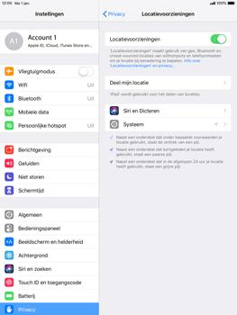 Apple iPad 9.7 (2018) iOS12 - Toestel - stel