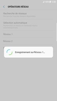 Samsung Galaxy S6 Edge+ - Android Nougat - Réseau - utilisation à l'étranger - Étape 13