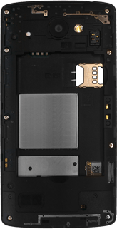 LG Leon 3G - SIM-Karte - Einlegen - 5 / 8