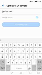 Honor 6A - E-mails - Ajouter ou modifier votre compte Yahoo - Étape 6
