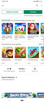 Sony Xperia 10 Plus - Apps - Herunterladen - Schritt 17