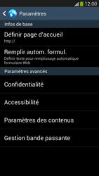 Samsung Galaxy S 4 Active - Internet et roaming de données - Configuration manuelle - Étape 27