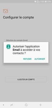 Samsung Galaxy J4+ - E-mails - Ajouter ou modifier un compte e-mail - Étape 5