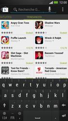 HTC One - Applications - Télécharger une application - Étape 13