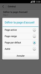Huawei Ascend Y550 - Internet - Configuration manuelle - Étape 20