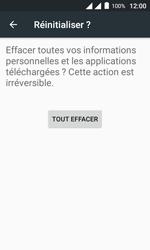 Alcatel Pixi 4 (4) - Téléphone mobile - réinitialisation de la configuration d
