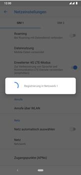 Nokia 7.2 - Netzwerk - Manuelle Netzwerkwahl - Schritt 12