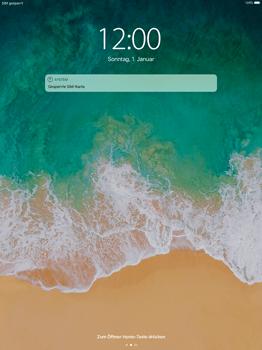 Apple iPad Pro 12.9 inch - iOS 11 - Persönliche Einstellungen von einem alten iPhone übertragen - 25 / 29
