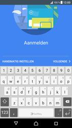 Sony Xperia XZ - E-mail - e-mail instellen: IMAP (aanbevolen) - Stap 9