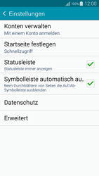 Samsung Galaxy A3 - Internet - Apn-Einstellungen - 21 / 27