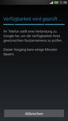 HTC One Mini - Apps - Konto anlegen und einrichten - 9 / 24