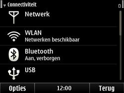 Nokia E6-00 - Buitenland - Bellen, sms en internet - Stap 5