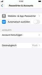 Apple iPhone SE - iOS 13 - E-Mail - Manuelle Konfiguration - Schritt 4