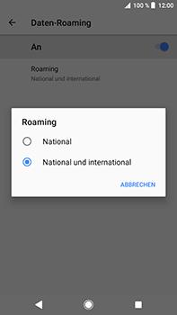 Sony Xperia XZ2 Premium - Ausland - Auslandskosten vermeiden - Schritt 10