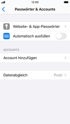 Apple iPhone SE - iOS 13 - E-Mail - Konto einrichten (outlook) - Schritt 4