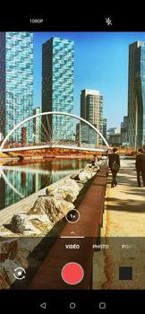 OnePlus 7 - Photos, vidéos, musique - Créer une vidéo - Étape 6