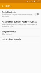 Samsung G920F Galaxy S6 - SMS - Manuelle Konfiguration - Schritt 8