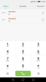 Huawei P9 Plus - Anrufe - Anrufe blockieren - Schritt 4