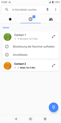Sony Xperia XZ2 Compact - Android Pie - Anrufe - Anrufe blockieren - Schritt 7
