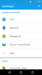 Sony E5603 Xperia M5 - Internet - buitenland - Stap 4