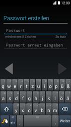 Huawei Ascend Y530 - Apps - Konto anlegen und einrichten - Schritt 11