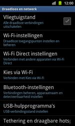 Samsung I8530 Galaxy Beam - bluetooth - aanzetten - stap 5