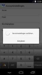 Acer Liquid Jade S - E-mail - Handmatig instellen - Stap 11