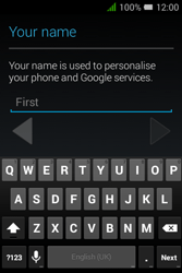 Alcatel Pixi 3 (3.5) - Applications - setting up the application store - Step 5