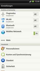 HTC One X - Ausland - Auslandskosten vermeiden - 6 / 7