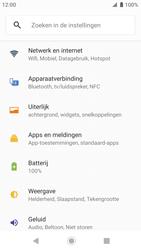 Sony xperia-xz-premium-g8141-android-pie - Netwerk selecteren - Handmatig een netwerk selecteren - Stap 5